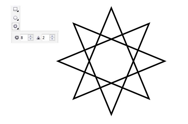 make a Complex Star