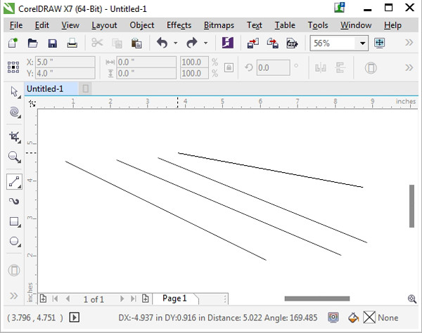 2-Point Line Tool