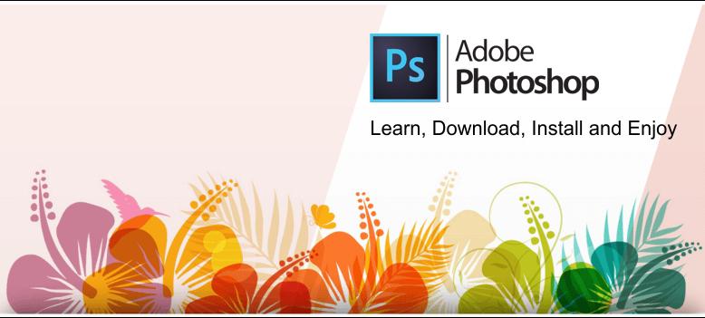 Learn Adobe Photoshop