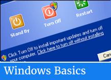 Windows Basics, Microsoft Windows