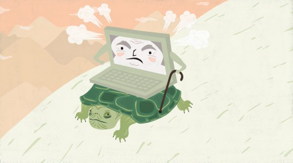 Slow Computer intro image