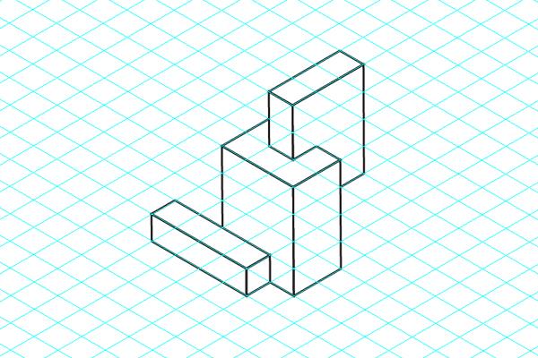 Isometric Grid