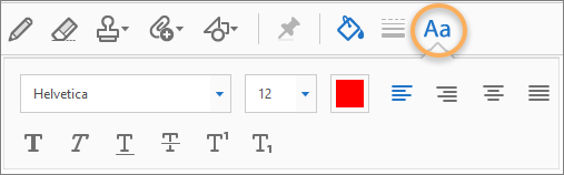 Text formatting tool