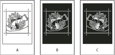 Emulsion options in Acrobat