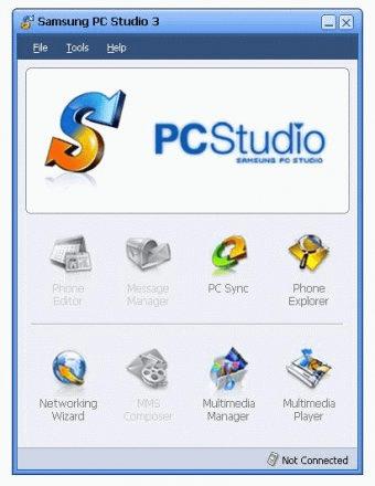 Samsung PC Studio 3.1