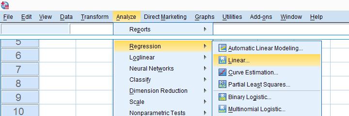 SPSS Regression Tutorials - Overview